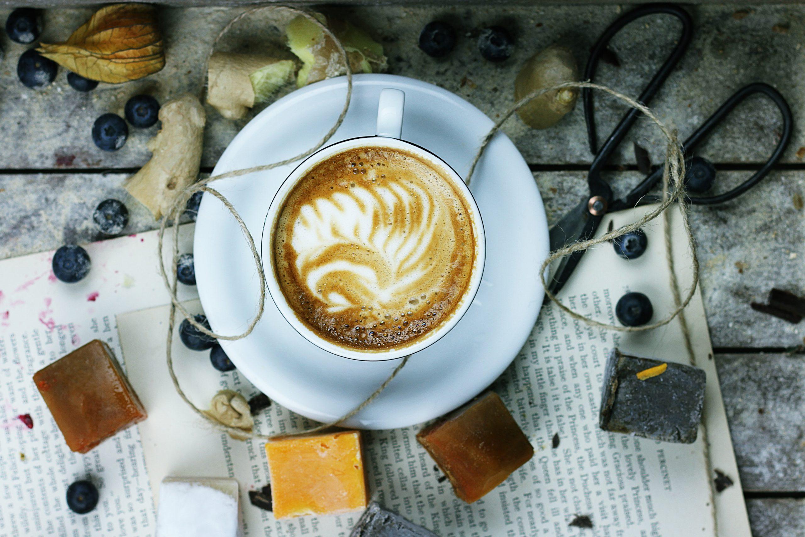 El café, fuente de antioxidantes